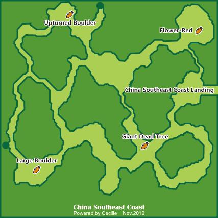 China Southeast Coast